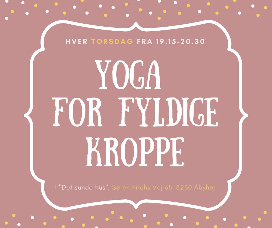 goneoyoga.dk-yoga for fyldige kroppe- Aarhus